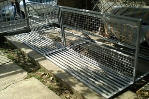 Nagazna ograda