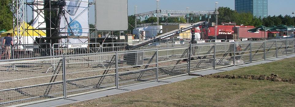 Zaštitne ograde Barijera